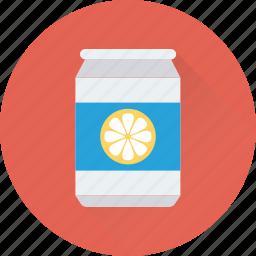 cola, drink, soda, soda tin, tin pack icon