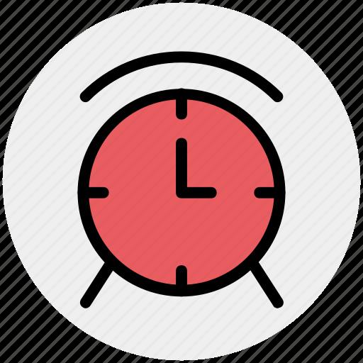 alarm, clock, optimization, time icon