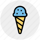 frozen dessert, frozen yogurt, ice cream, ice cream balls, sweet icon
