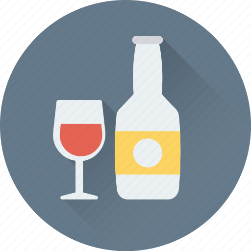 Alcohol, champagne, drink, wine, wine glass icon - Download on Iconfinder