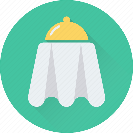 Food, food trolley, platter, restaurant, trolley icon - Download on Iconfinder