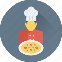chef, cook, cook head, cuisine, restaurant icon