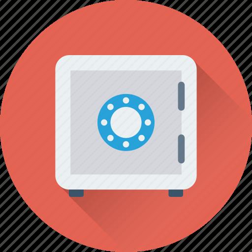 Bank locker, bank safe, bank vault, locker, safe box icon - Download on Iconfinder