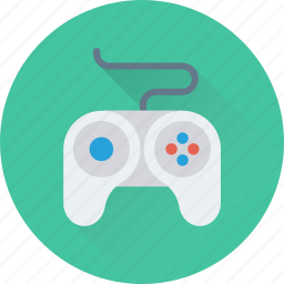 controller, game remote, gamepad, joypad, video game icon