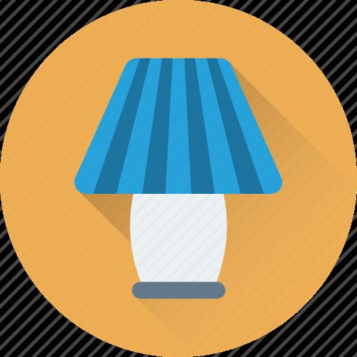 desk lamp, electronics, lamp, light, table lamp icon