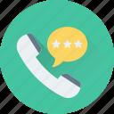 helpline, hotline, receiver, services, twenty four icon