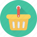 basket, buy, purchase, shopping, supermarket icon