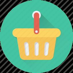 basket, buy, purchase, shopping, supermarket icon