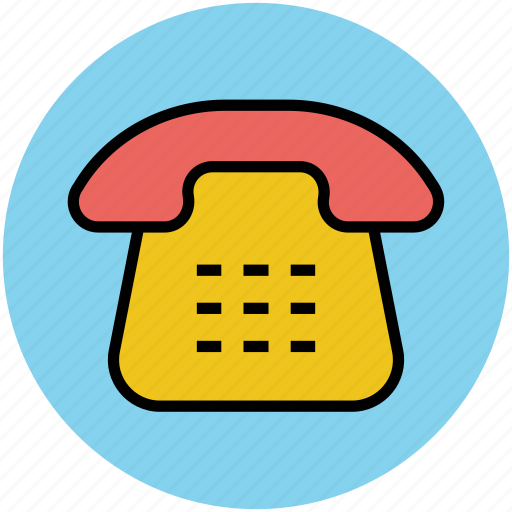 communication, old telephone, telecommunication device, telephone, telephone set icon