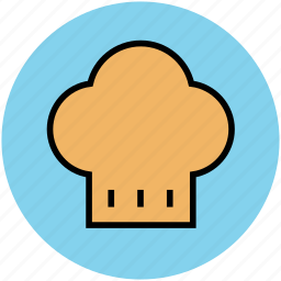 chef clothing, chef hat, chef toque, chef uniform, cook cap icon