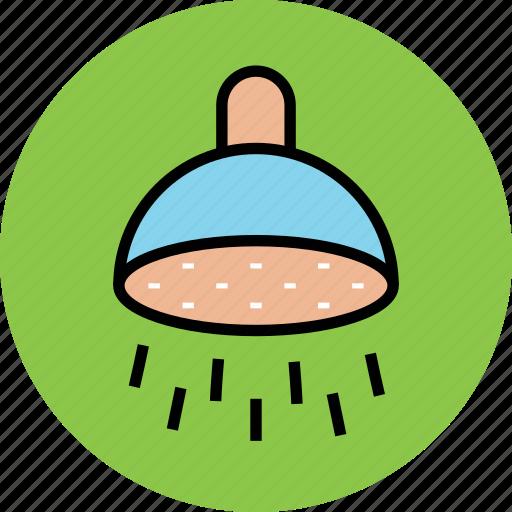 bath, bathing, bathroom, shower, shower head, showering icon