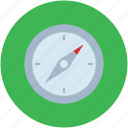 cardinal direction, cartography compass, compass, gps, navigation icon