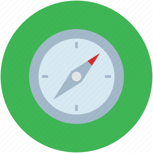 cardinal direction, cartography compass, compass, gps, navigation icon