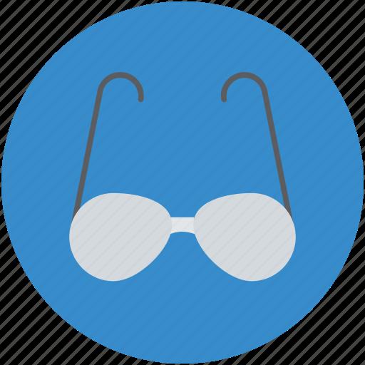 eyeglasses, eyewear, glasses, specs, spectacles, sun glasses icon