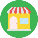buy, market, market stand, marketplace, shop, store icon