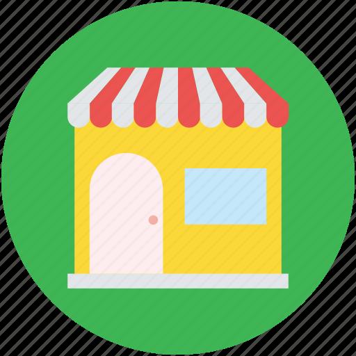buy, market, market stand, marketplace, shop, store icon
