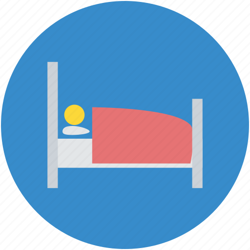bed, bedroom, hotel, hotel room, rest room, sleep icon