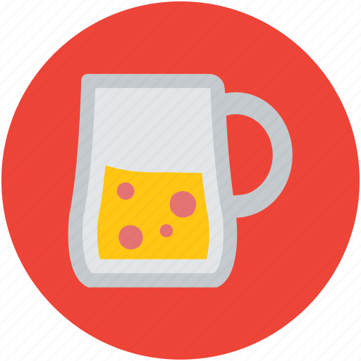 beer mug, jug, jug of water, kitchen accessories, pitcher icon