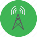 antenna, communication tower, internet, internet ?, wifi, wlan antenna icon