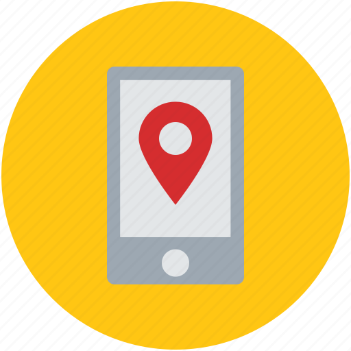 gps device, map, map device, mobile, navigation, online map icon