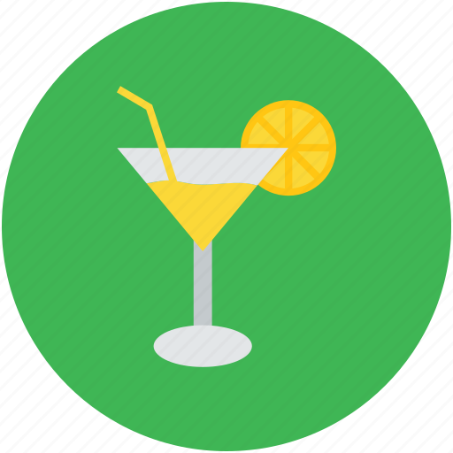 appetizer drink, beach drink, cocktail, drink, lemonade, margarita, summer drink icon