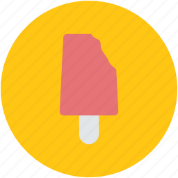 dessert, food, ice cream, ice cream stick, ice lolly, sweet icon