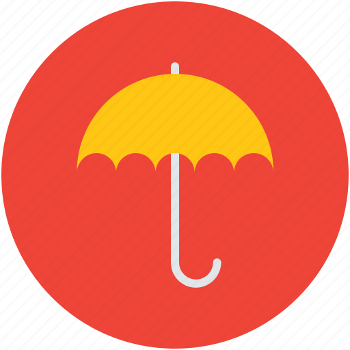 parasol, rain protection, shade, sun shade, umbrella icon