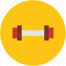 bodybuilding, dumbbell, exercise, gym, kettlebell, sports, weightlifting icon