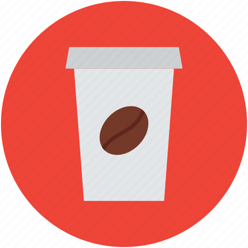 coffee, coffee cup, cold coffee, disposable coffee cup, takeaway coffee icon