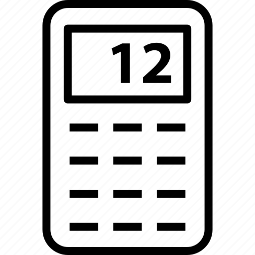 cell phone, communication, mobile, mobile phone icon