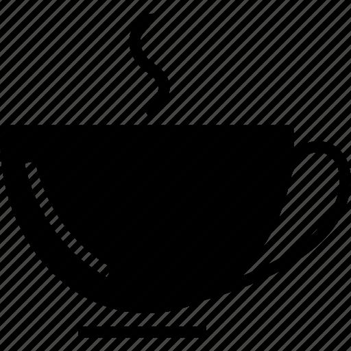 coffee, coffee cup, hot coffee, hot tea, hot tea cup, tea, tea cup icon
