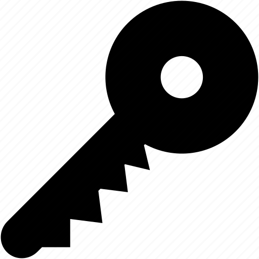 key, lock, locked, passkey, safe, secure icon