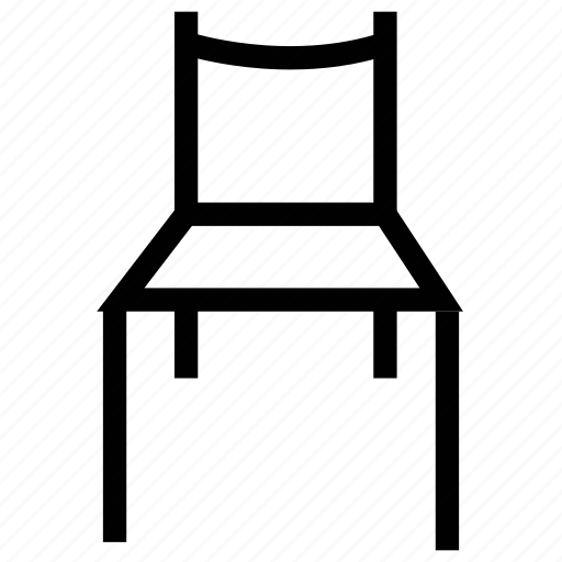 chair, furniture, home, interior, room, seat icon