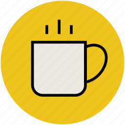 coffee, coffee cup, cup, drink, hot tea, tea, tea cup icon