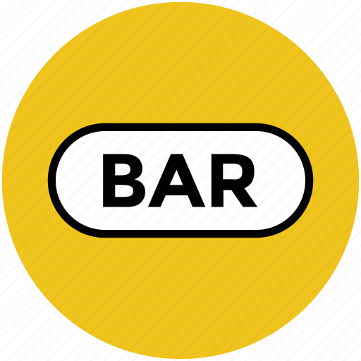 bar, bar info, bar signboard, beer bar, cafe icon