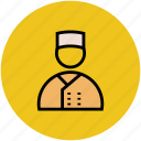 avatar, chef, cook, head cook, hotel staff, waiter icon