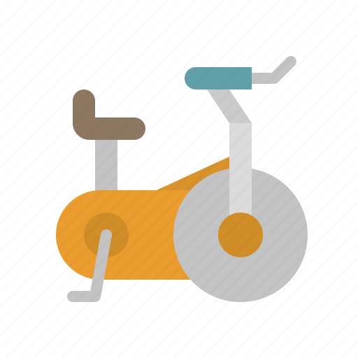 bike, exercise, fitness, gym, stationary icon