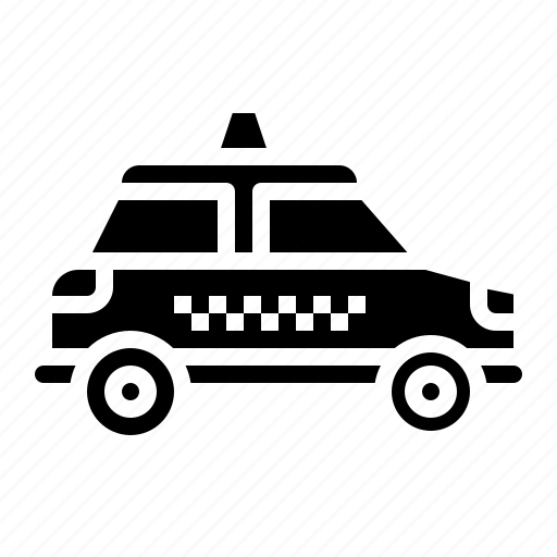 automobile, car, taxi, transportation, vehicle icon