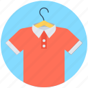 clothing, fashion, shirt, summer wear, t-shirt icon