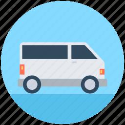 automobile, sedan, tourism, transport, travel icon