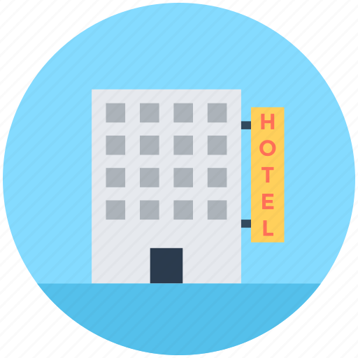 Building, hotel, lodge, luxury hotel, real estate icon - Download on Iconfinder