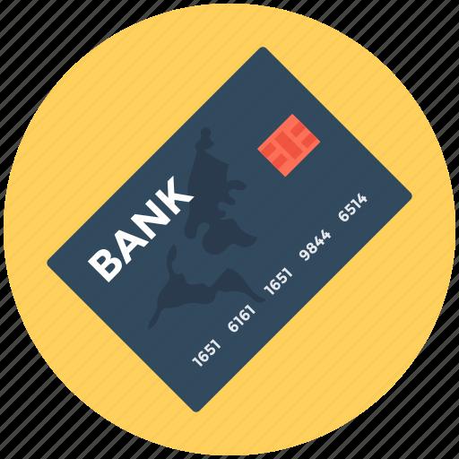atm card, bank card, credit card, debit card, visa card icon
