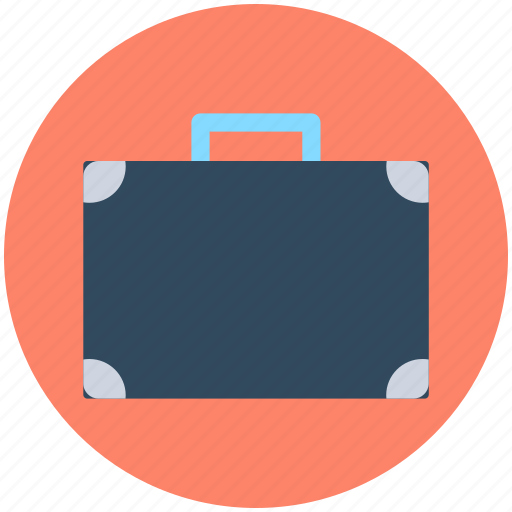 bag, briefcase, business bag, portfolio, suitcase icon