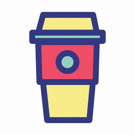 coffe, hotel, island, trave, travelling, tropical icon