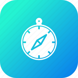 compass, device, direction, find, location, navigation icon