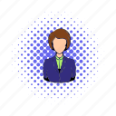 avatar, business, head, human, member, social, user icon