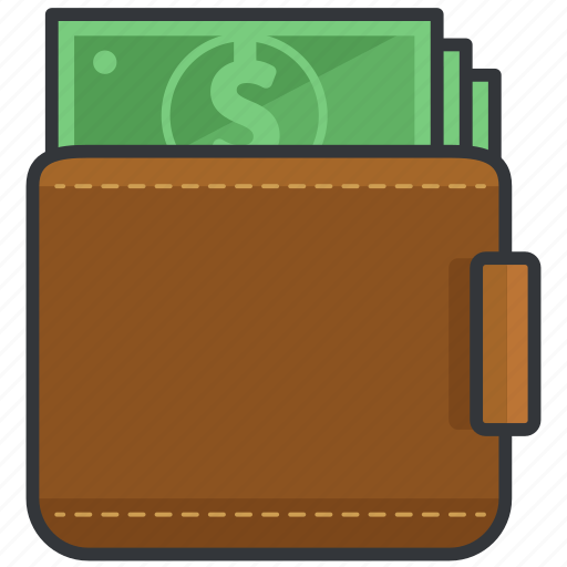 essentials, finance, hotel, payment, wallet icon
