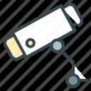 camera, cctv, facilities, hotel, inspection, monitoring, surveillance icon