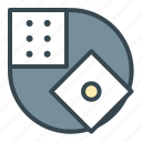 casino, dice, facilities, gambling, game, hotel, poker icon
