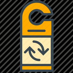 facilities, hotel, room, service, services icon